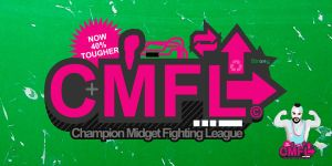 new champion midget logo by MolefaceNZ