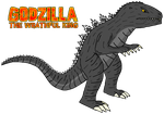 Godzillasaurus Design (The Wrathful King) by KingAsylus91