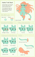 OS | Kaninui Species Guide by Cybambie