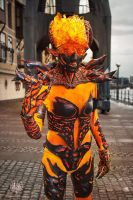 Skyrim - Atronach - MCM London Comic Con May 2014 by faramon