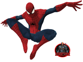 Amazing Spiderman #3 - Render by xXTremorXx