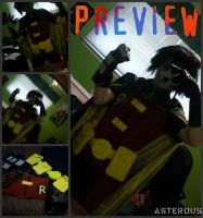 ROBIN PREVIEW by Asterous