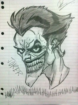 JOKER by GH0XTisAWES0ME