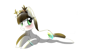 Melty sugar,The cutest pony ever. by MissPolycysticOvary