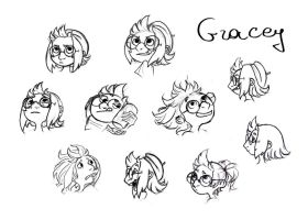 Gracey#3 by solray-chan