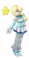 Mario REvamped: Rosalina by NintendoGamer5000