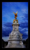 Angels in London by nacron
