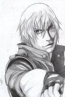Dante - Devil May Cry 3 by Siff-Moonshine