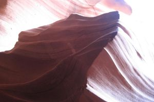 Desert - Antelope Canyon, Coyote by elodie50a