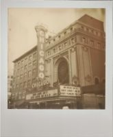 Chicago Theater Vintage by jonniedee