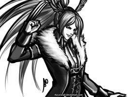Lerha - Dungeon Fighter Online by Accuracy0