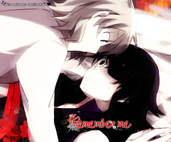 MinenexNishijima Remember me .:. by mio-umineko