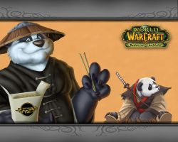 World Of Warcraft: Pandaren by 2ndKrueger