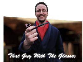 That Guy With The Glasses by MaroBot