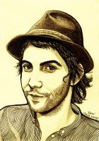 Jim Sturgess by ElaRaczyk