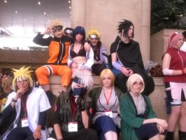 Otakon 2013 Naruto cos players by art-is-my-bream