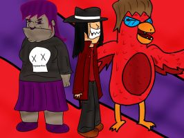 the other evil 3 by bobpatrick7