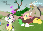 Keep Calm and Flutter On by Inkwell-Pony