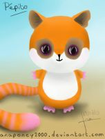My OC, Pepito by Anaponey2000