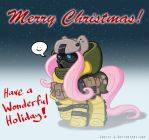 Juggershy Christmas by Sanity-X