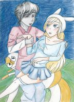 I know you want me, Fionna by lilkittens119