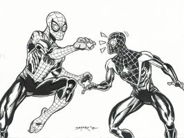SPIDER-MEN REDUX by FanBoy67