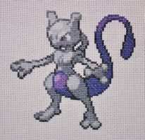 Mewtwo by OrganizationZero