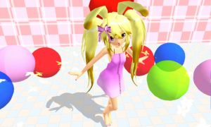 MMD - Dora Finishedish by MoonlitSatin