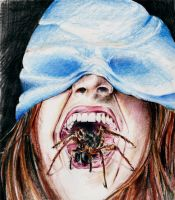 Spider Mouth by Fayerin