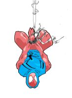 Scarlet spider by future-parker