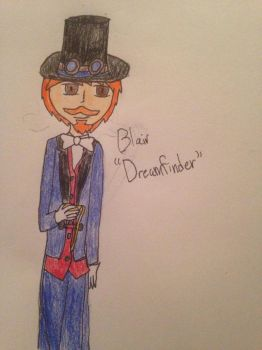 Dreamfinder by RiventheCipher