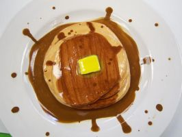Pancake art_ceramics by Bardagh