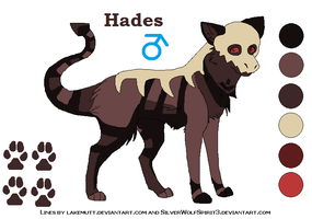 Hades the Skulldog by Dandilion-Kennels
