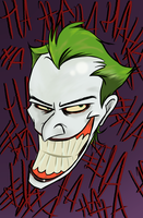 The Joker by Winter-Freak