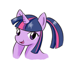 Twilight Pony Tail by do-it-yourself