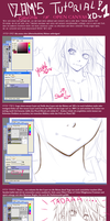 IZAM Coloring Tutorial German2 by iza-chan