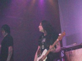 Ronnie Radke and Max Green by A7XFan666