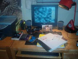 My Work Station by goodben
