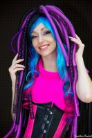 Japan Expo Paris 2014 - Cyber Goth 04 by JonathDer