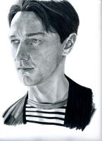 McAvoy by theresebees