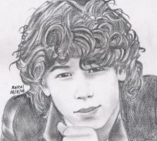 Nick Jonas by mathel