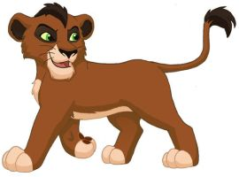 Young Scar by cleopata