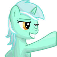 Lyra Hoof Bump by Popprocks