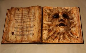 Book of Shadows III by Nachthauch