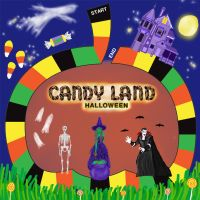 Candy Land Halloween by Lish-55