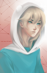 + Finn the Human + by taka-maple