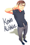 Glee - Kevin McHale by Afterlaughs
