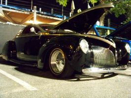 1939 Lincoln Zephyr by DetroitDemigod