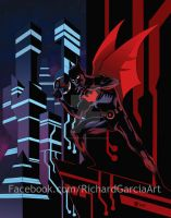 Batman Beyond by irongiant775