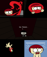 Ghost of Christmas Future: PG. 5 by thekirbykrisis